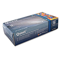 White Nitrile Gloves S (100/Box)