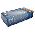 White Nitrile Gloves L (100/Box)