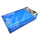 Blue Nitrile Gloves M (100/bx)